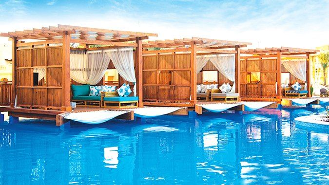 Новинки сети Rixos Hotels Egypt